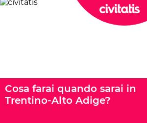 Cosa farai quando sarai in Trentino-Alto Adige?