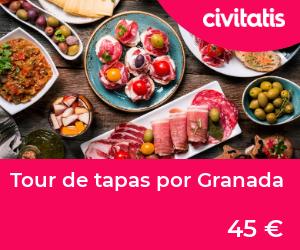 Tour de tapas por Granada