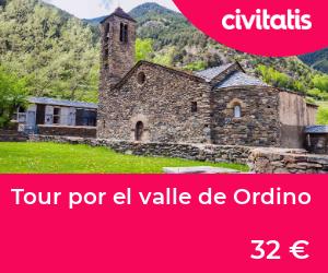 Tour por el valle de Ordino