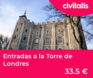 Entradas a la Torre de Londres
