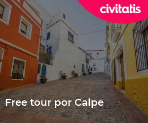 Free tour por Calpe