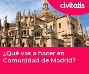 ¿Qué vas a hacer en Comunidad de Madrid?
