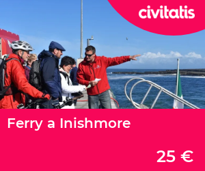 Ferry a Inishmore