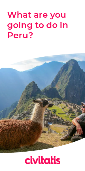 What are you going to do in Peru?