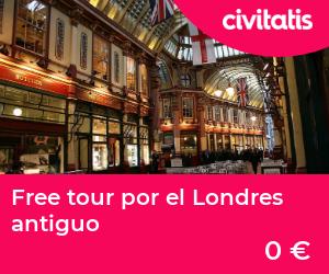 Free tour por el Londres antiguo