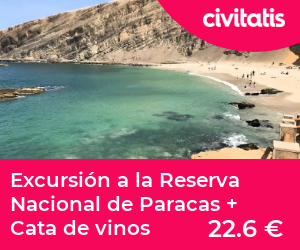 Excursión a la Reserva Nacional de Paracas + Cata de vinos