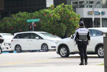 Singapur, la ciudad de las multas