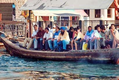 Las diferentes caras de Dubai