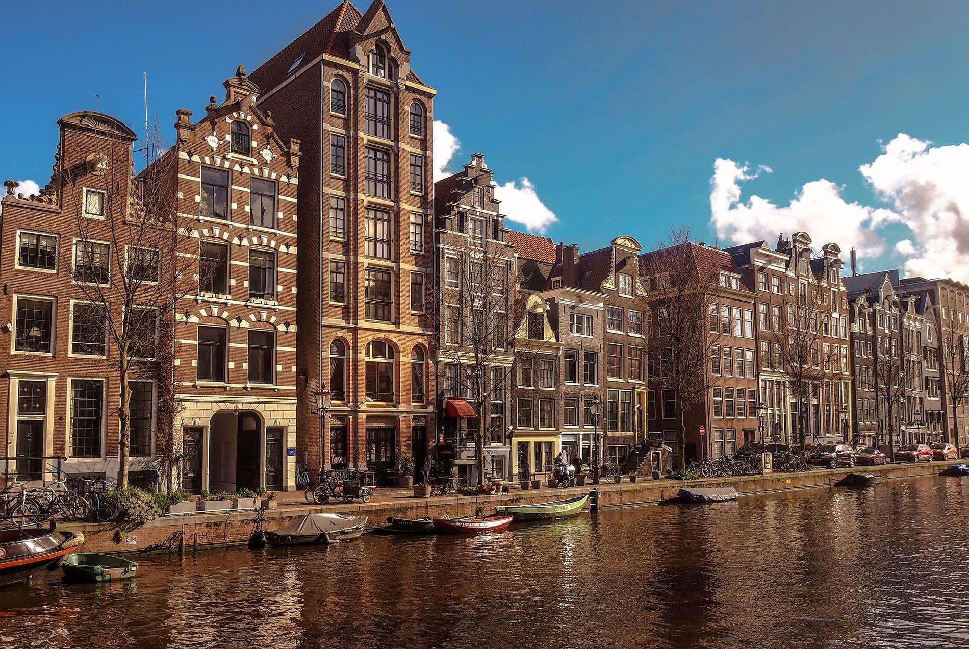 Nueva guía de Ámsterdam