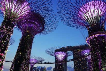 Nueva guía de Singapur