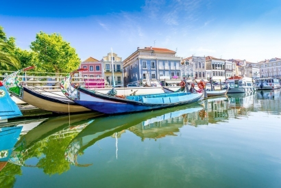 Aveiro, la pequeña Venecia de Portugal