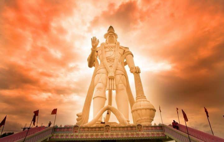 Hánuman Swami India