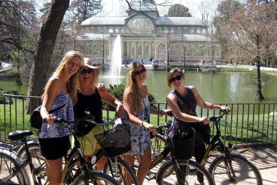 Los mejores tours en bicicleta por Europa