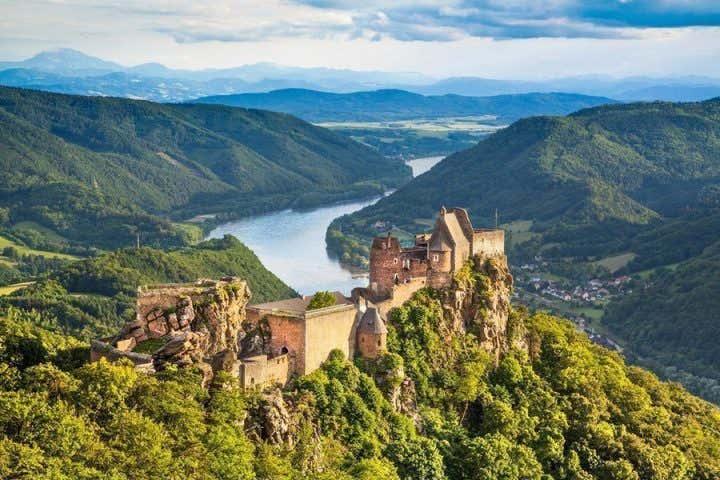 Danube and Wachau valleys