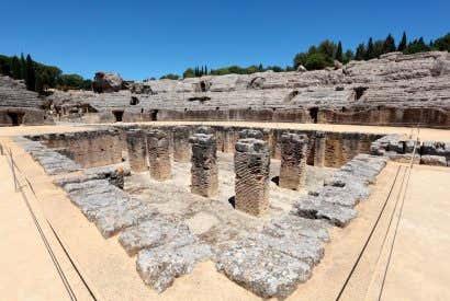 Ruta de los emperadores hispanos Trajano y Adriano