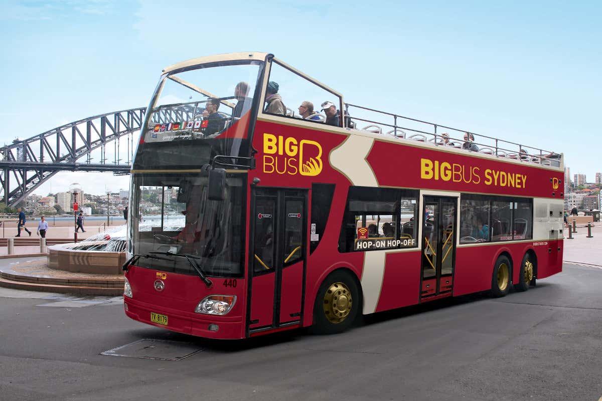 The Sydney Tourist Bus
