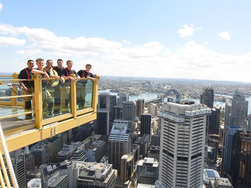 What to see and do in Sydney: Skywalk