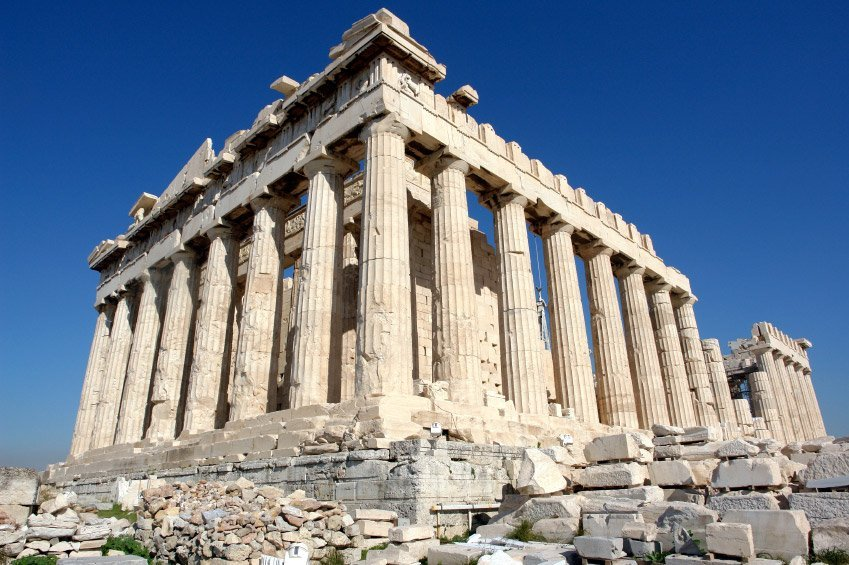 Partenone di Atene
