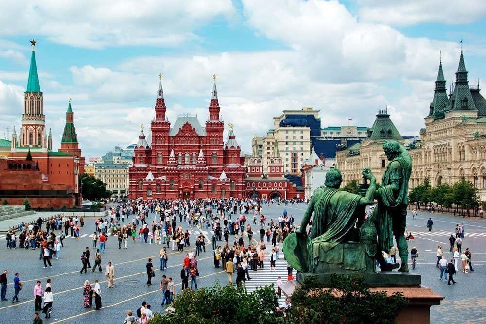 Descubre las ciudades del Mundial de Rusia 2018