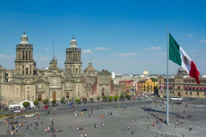 Zócalo da Cidade do México