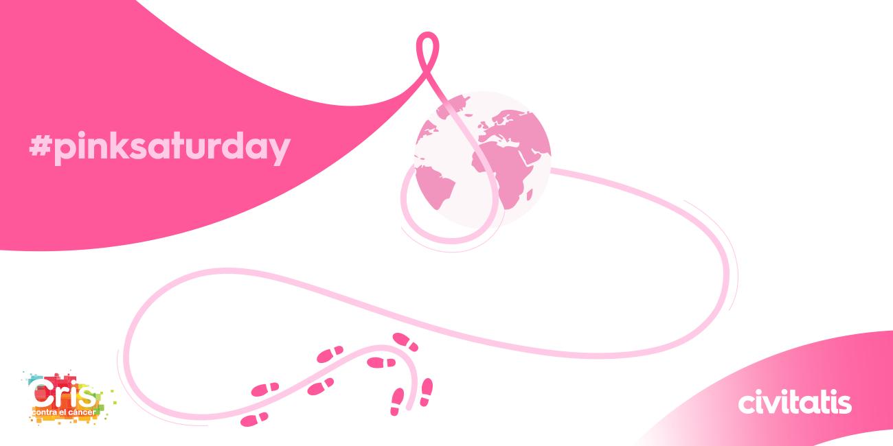 Pink Saturday: Únete a Civitatis en la lucha contra el cáncer de mama