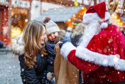 Mercadillos de Navidad para recorrer Europa al son de los villancicos