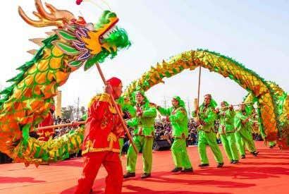 10 planes para celebrar el Año Nuevo Chino