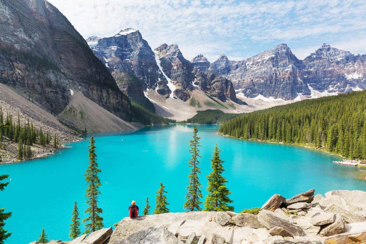 Una delle curiosità sui paesi del mondo: i laghi canadesi sono i più lunghi!