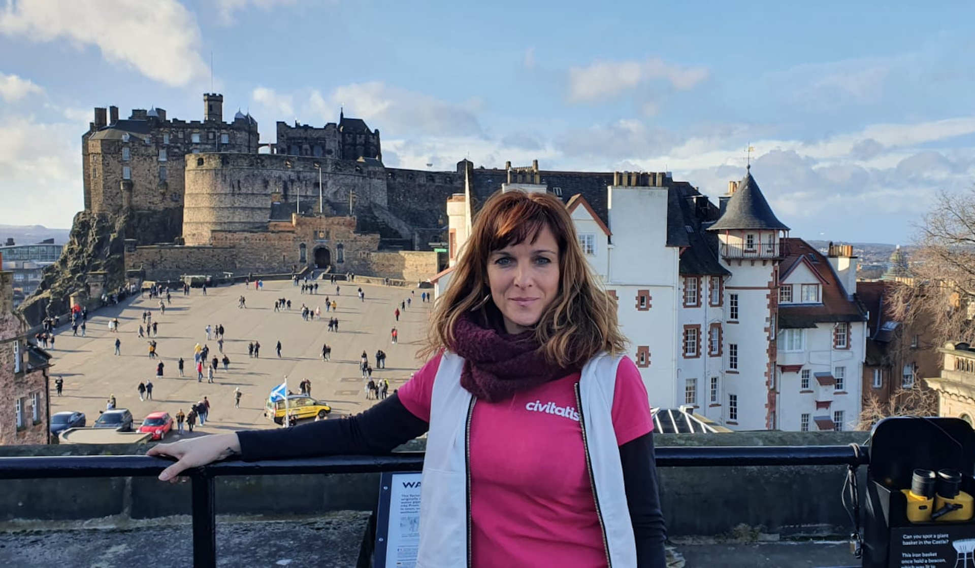 #CivitatisInsider: Patricia Macías, Spain & Portugal Regional Manager