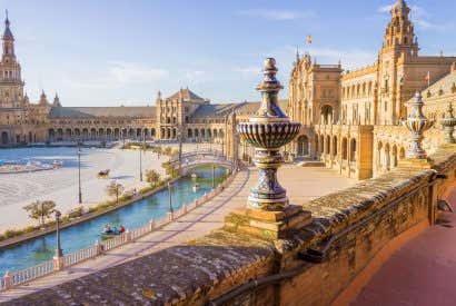 La Plaza de España de Sevilla, escenario de Star Wars