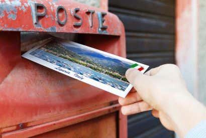 Histoire du voyage : origine de la carte postale