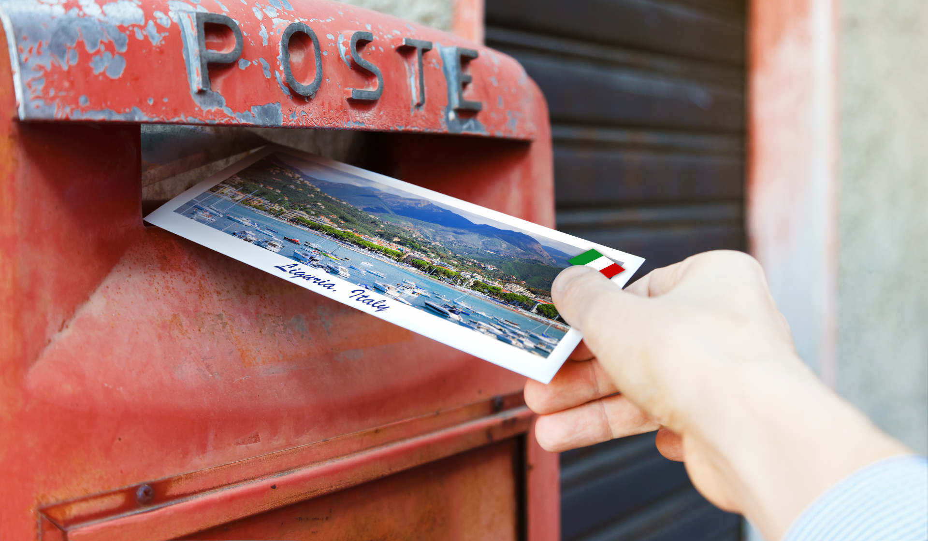 Historia del viaje: el origen de las postales