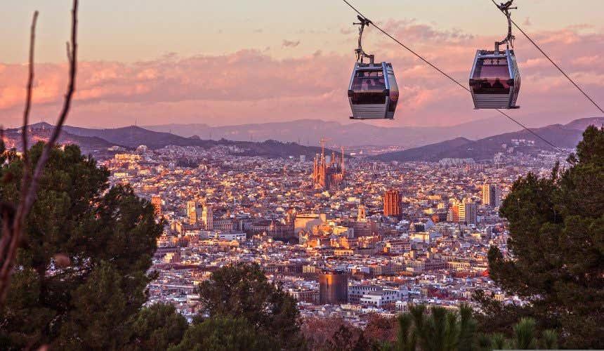 Funivia di Barcellona