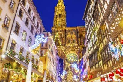 Los 10 mejores destinos para visitar en Navidad