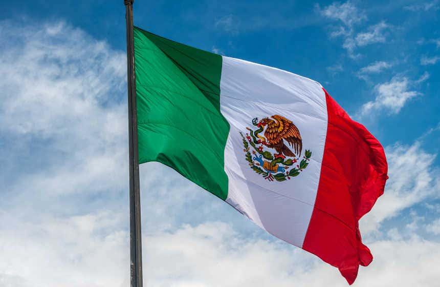A história da bandeira mexicana esconde algumas lendas