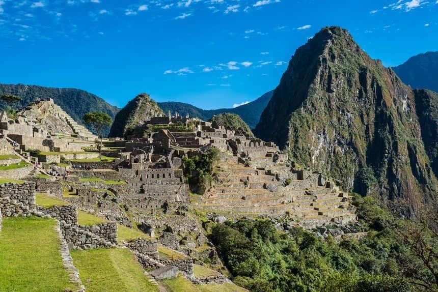 Fazer turismo em Machu Picchu sem aglomerações não é possível sempre