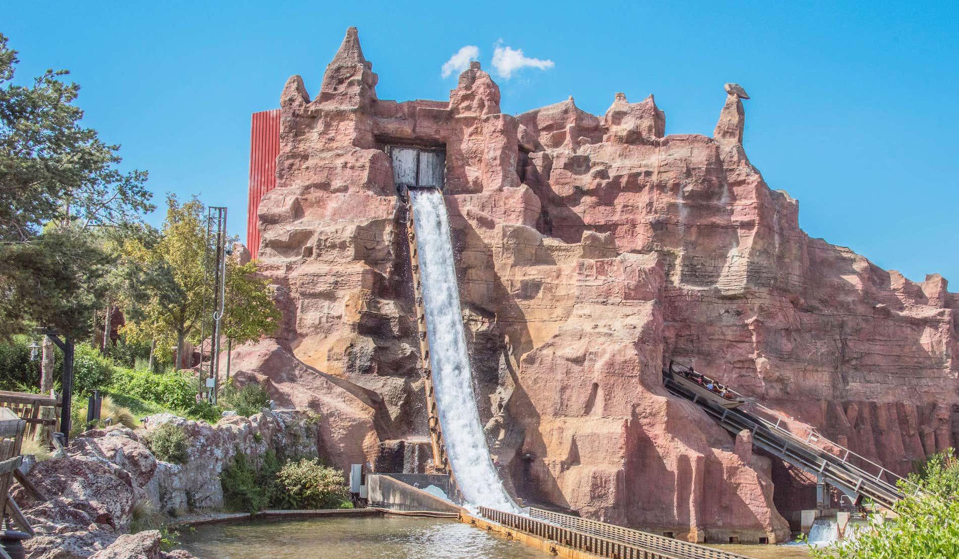 Los 10 mejores parques de atracciones de España