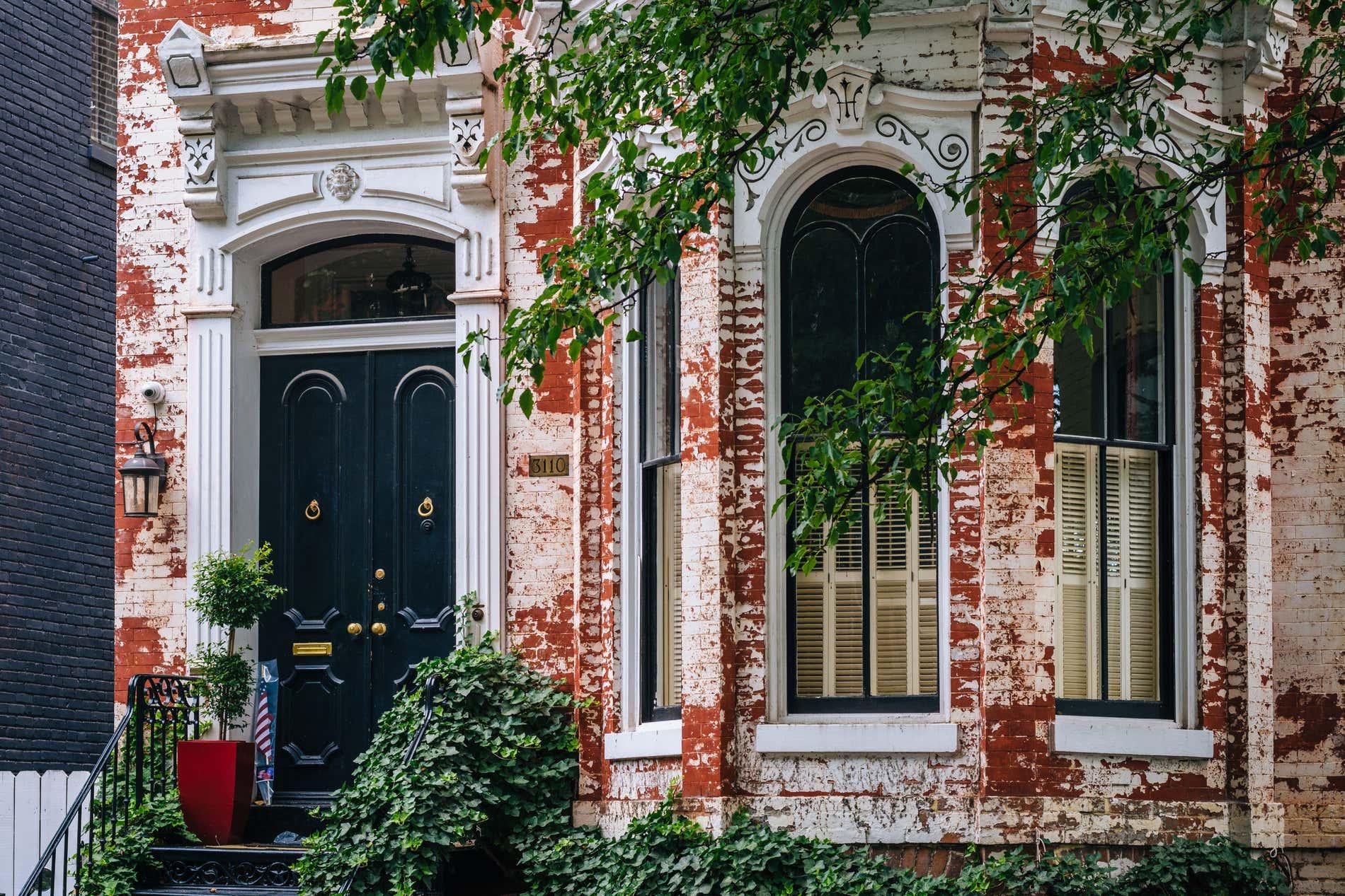 Una villa di Georgetown