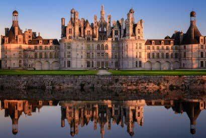 Os 10 castelos mais bonitos da França