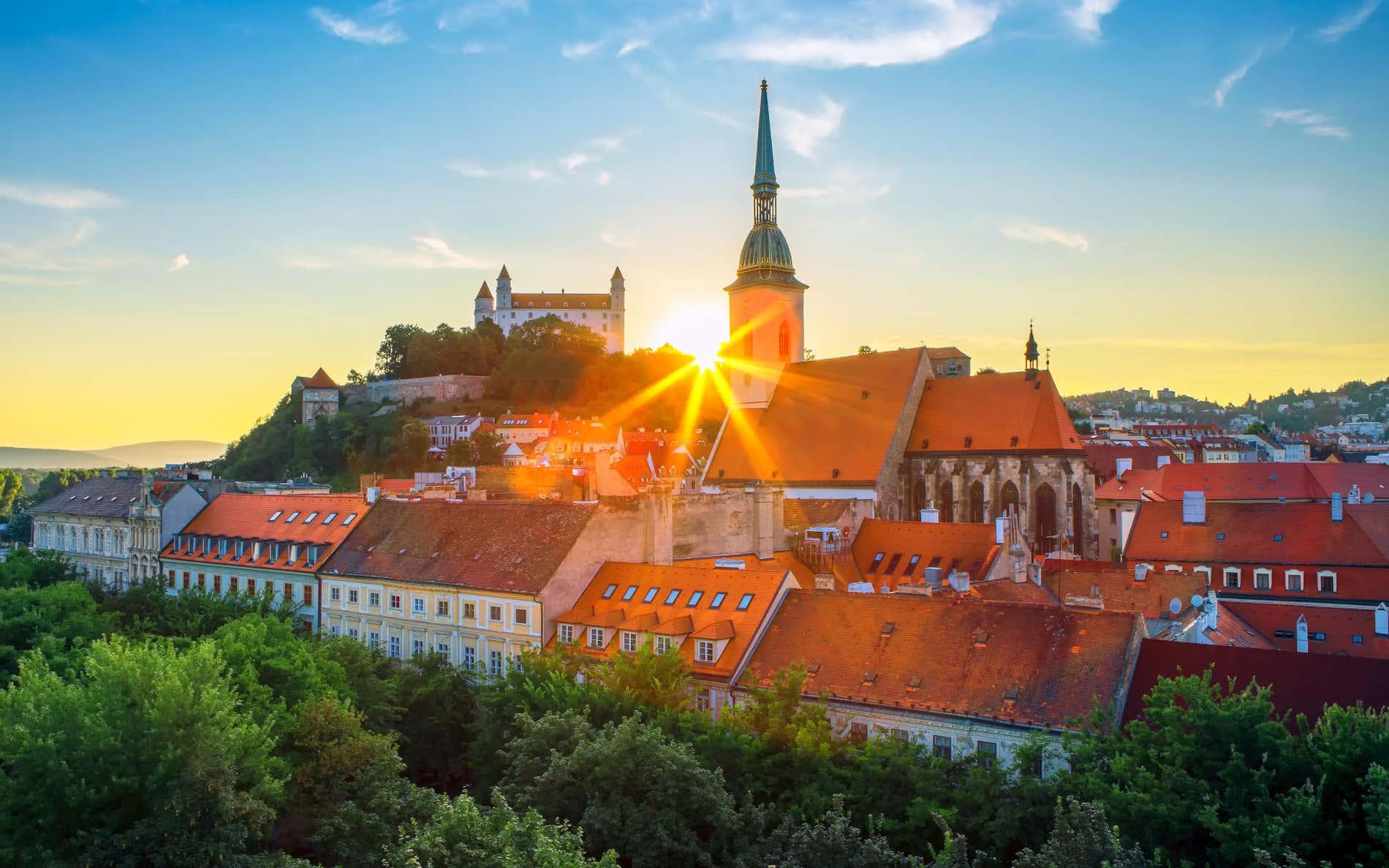 O que ver em Bratislava