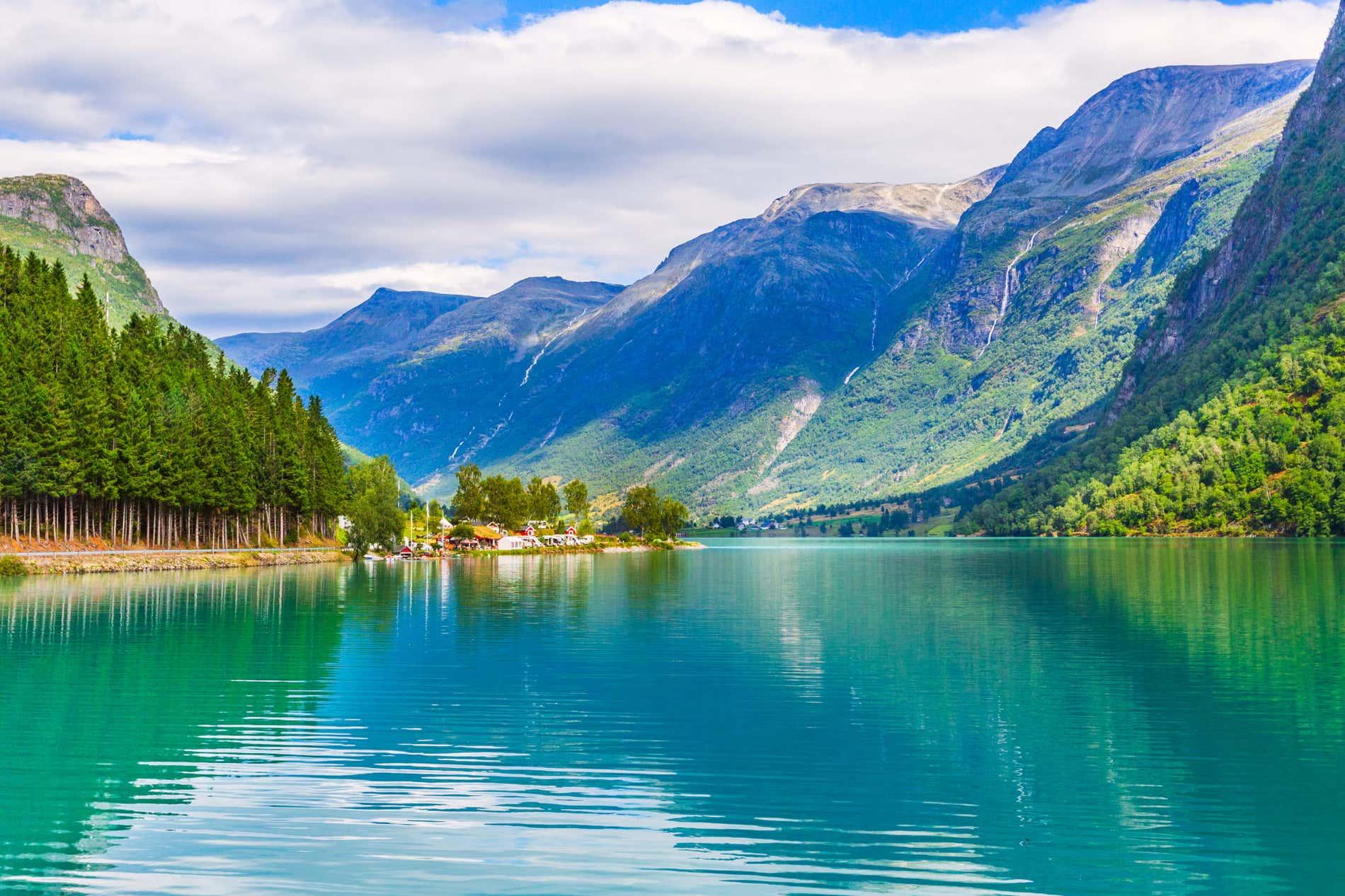 Qué ver en los fiordos noruegos