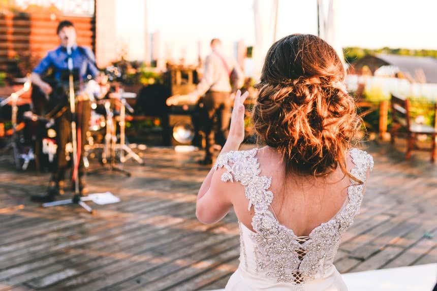 Faites de votre mariage un vrai concert !