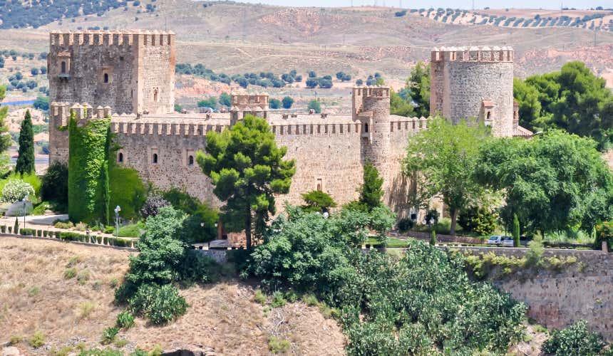 Murallas del castillo de San Servando