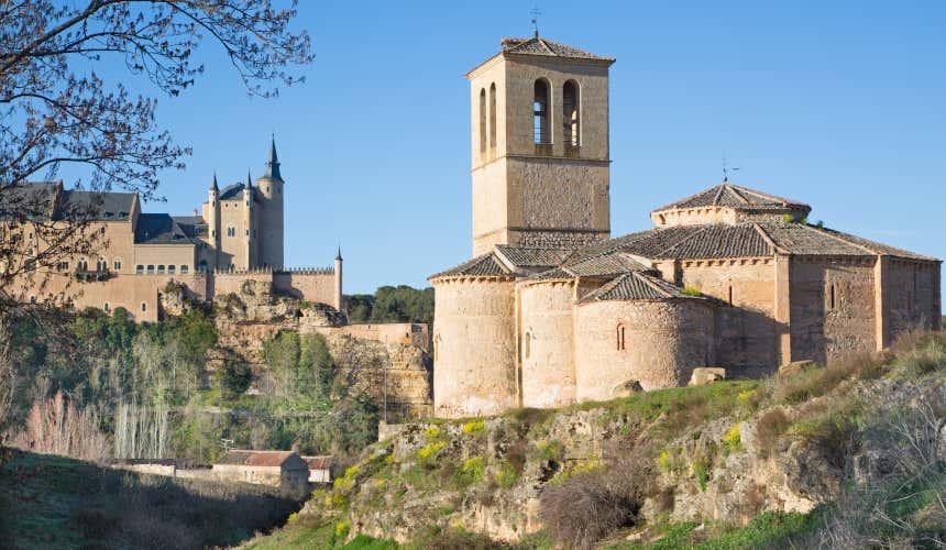Ermita de la Vera Cruz, Segovia
