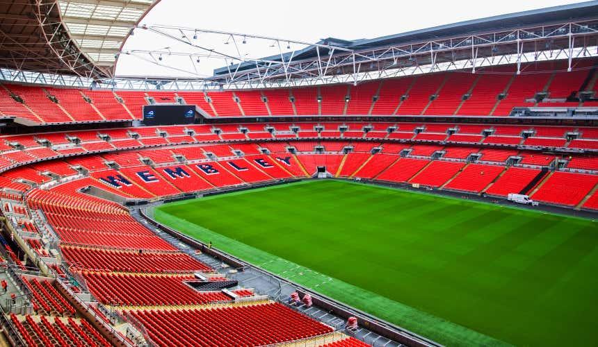 Wembley Stadium di Londra