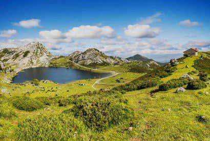Guía para visitar los lagos de Covadonga