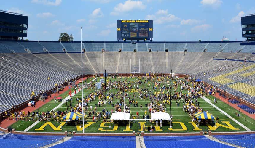 Michigan Stadium, Ann Arbor