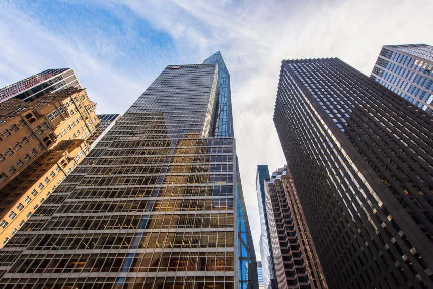 Edifício Moma Expansion Tower em Nova York.