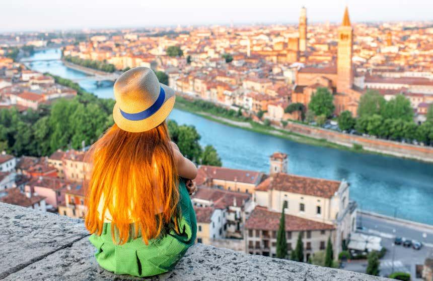 Cosa vedere a Verona, una città veneta ricca di monumenti.