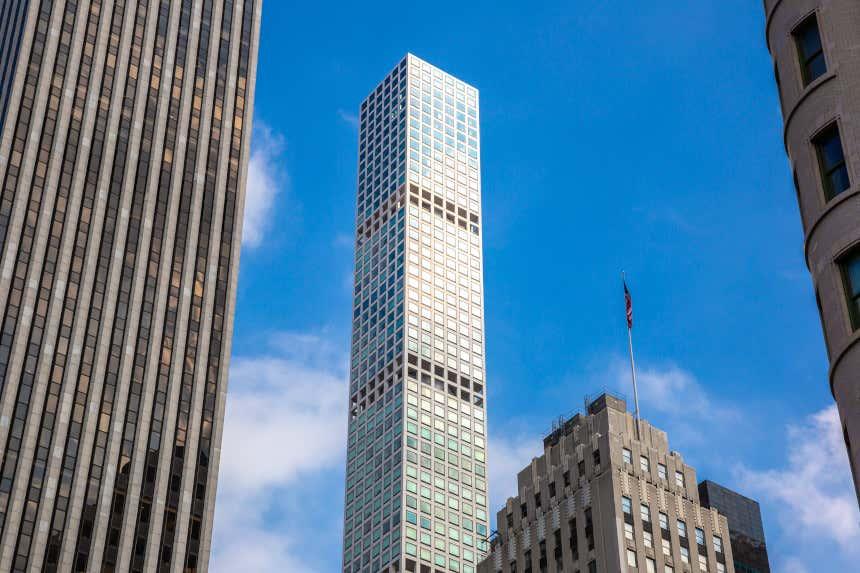 Edifício residencial 432 Park Avenue em Nova York